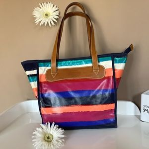 Fossil summer tote